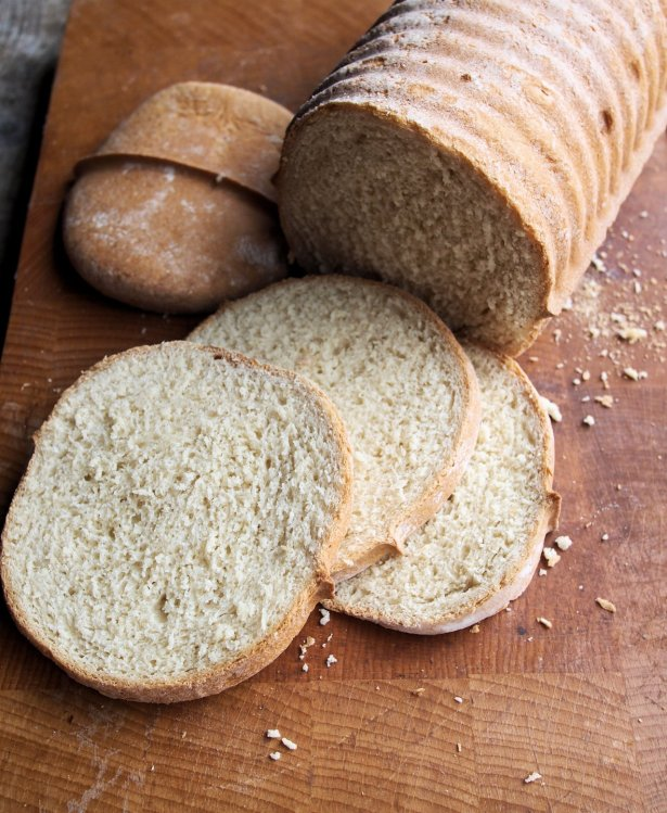 Karen's Milk Loaf