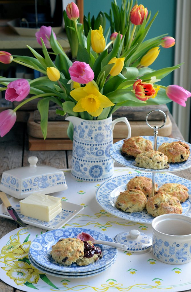 Afternoon Easter Tea