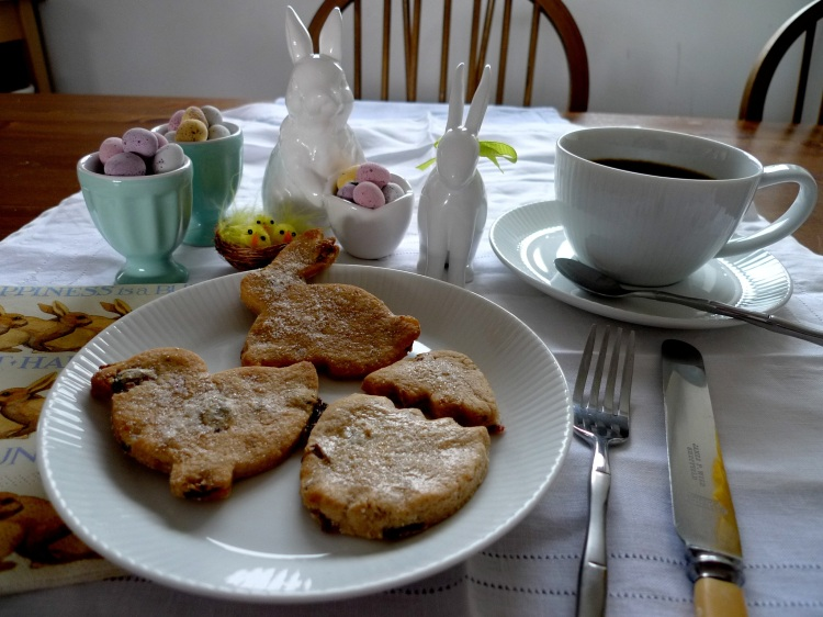 Sarah Raven's Easter Biscuit Recipe