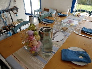 Easter at Home in Brittany