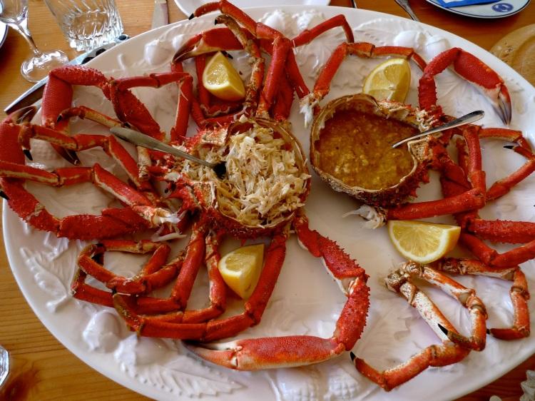 Spider Crab Recipe