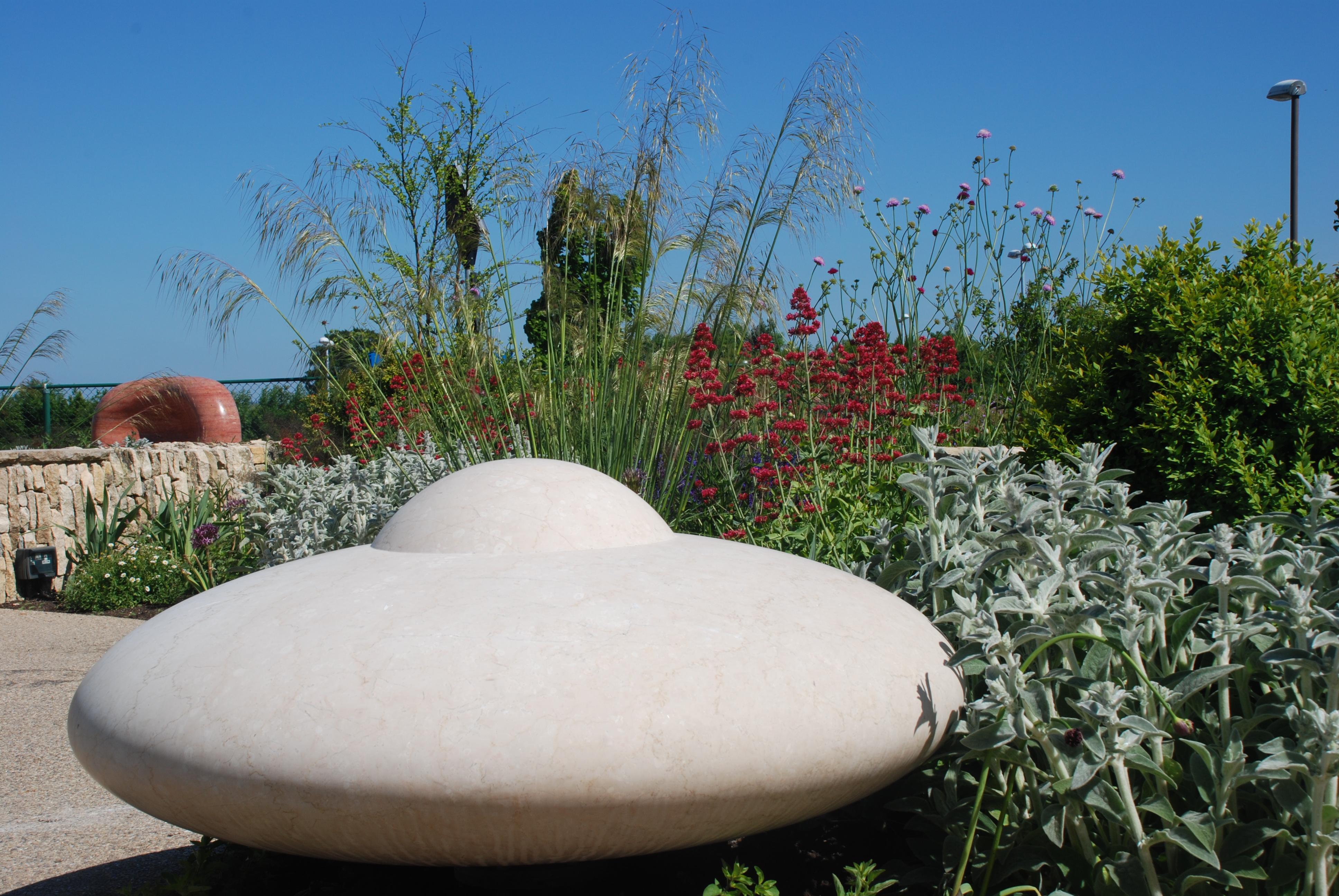 Horatio's Garden Sculpture