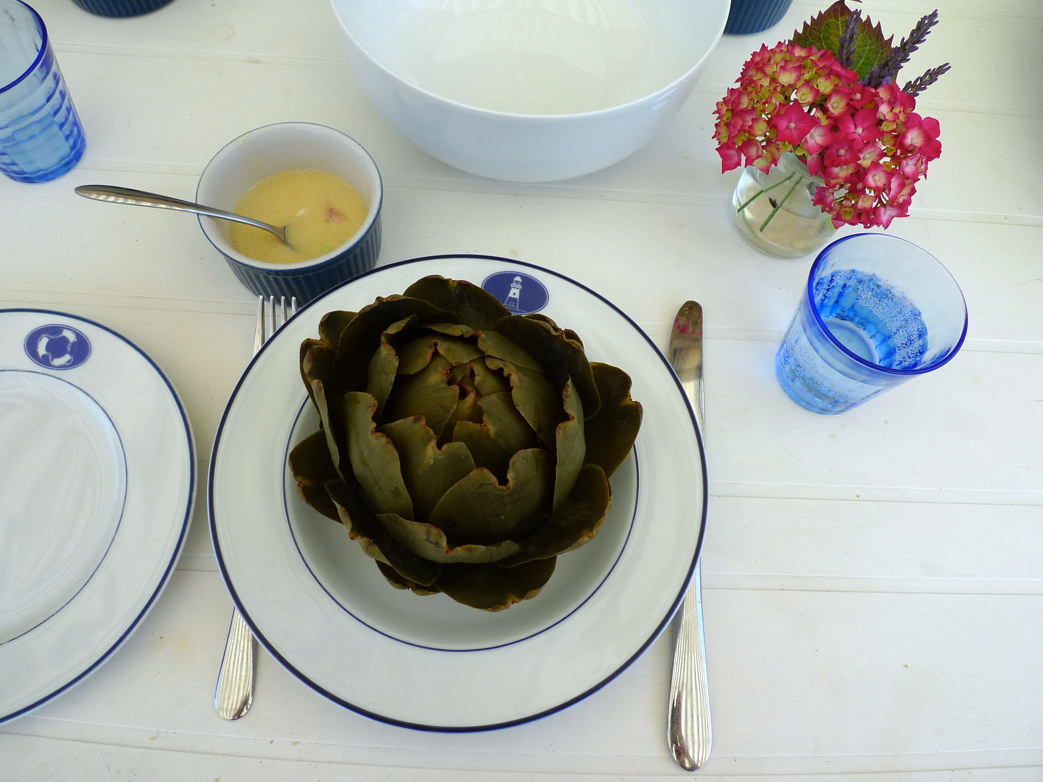 Artichoke for dinner