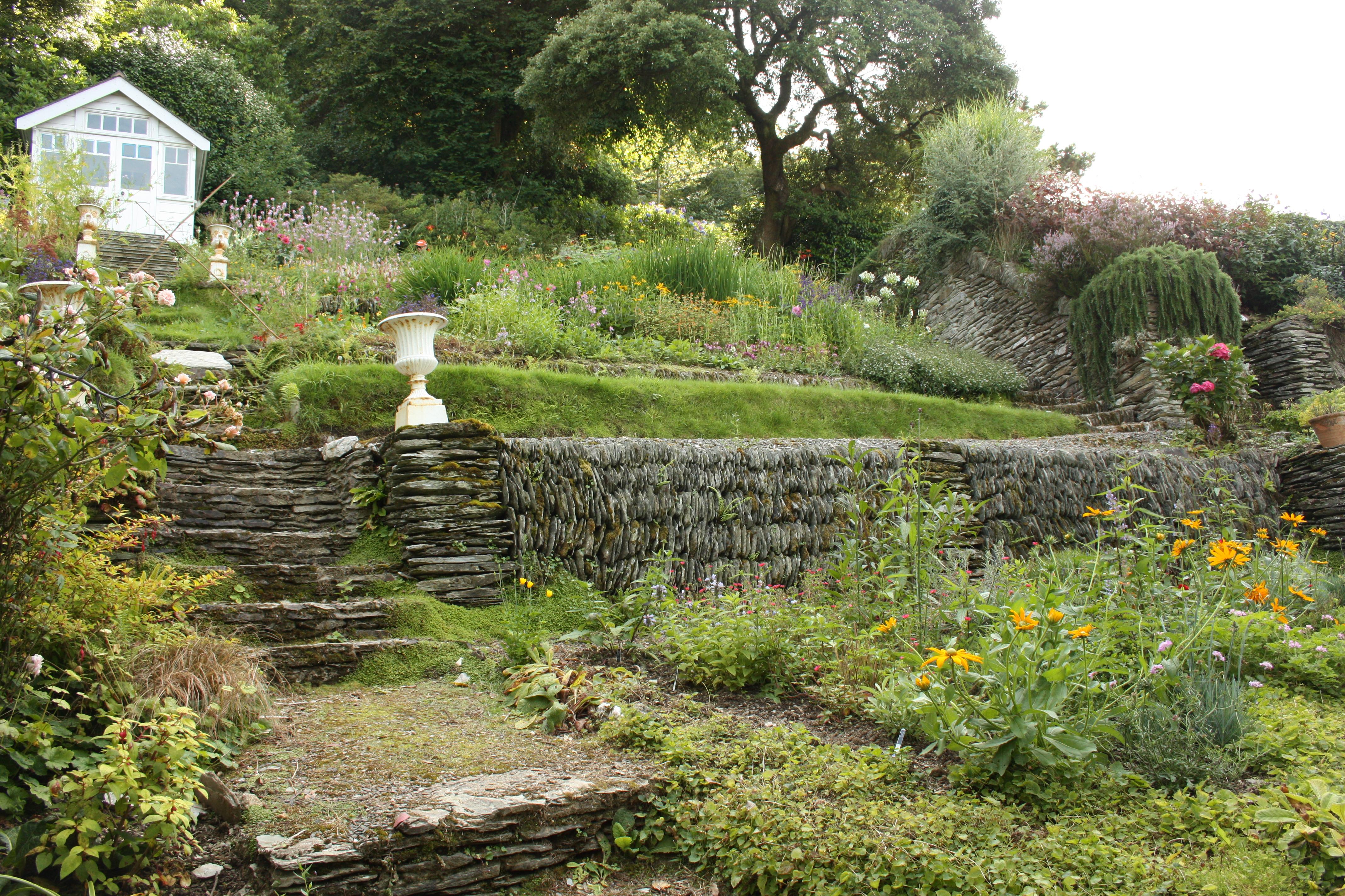 Cliffe garden