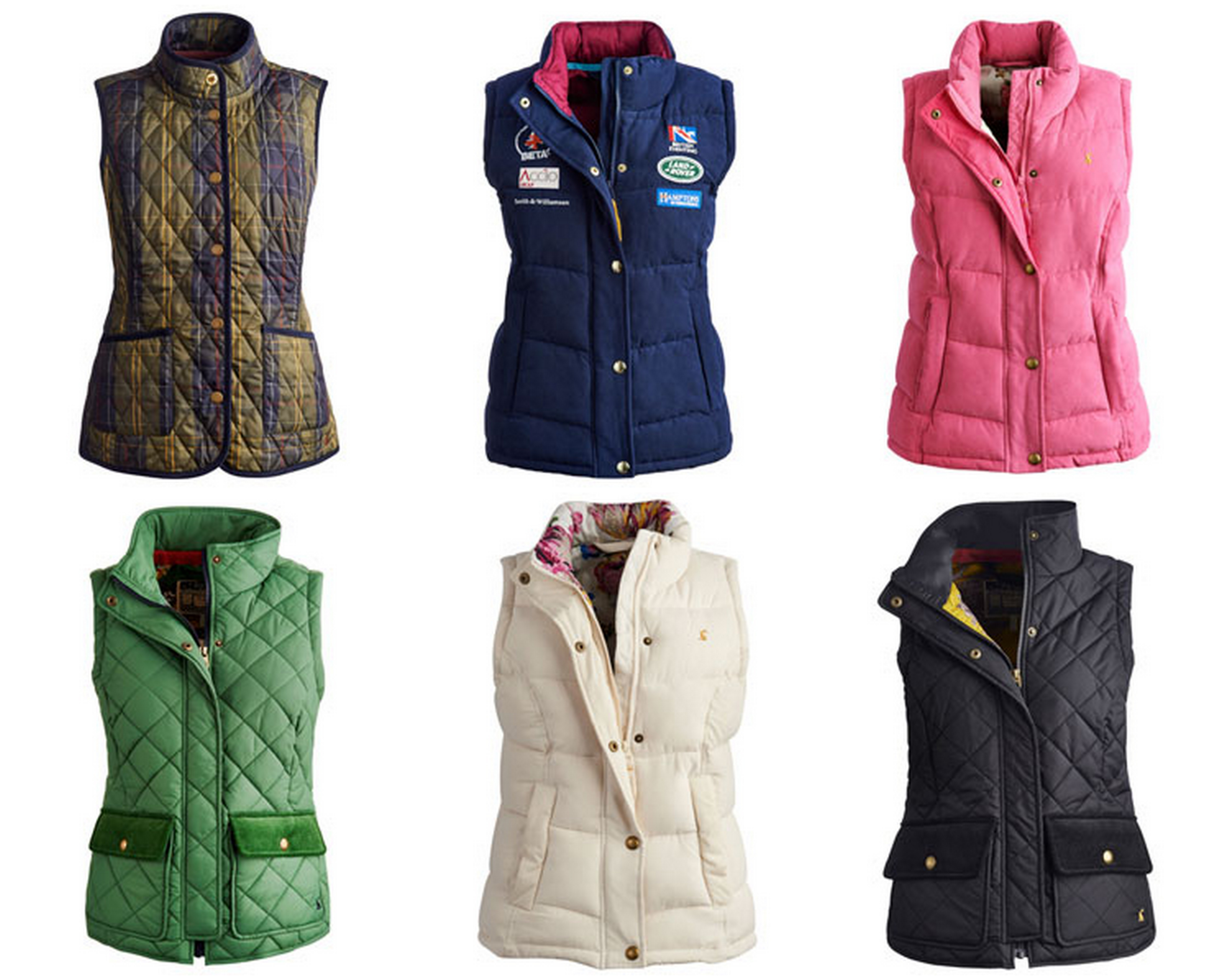 Joules Gilets
