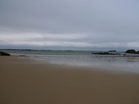 Breton Beach on New Year's Eve