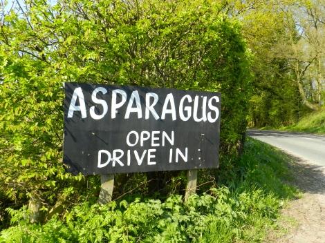 Asparagus Drive In